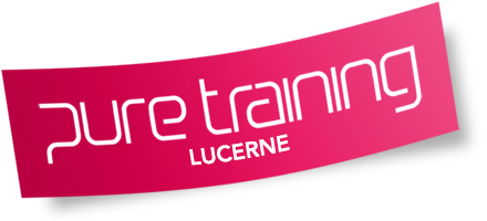 Pure Training Retina Logo